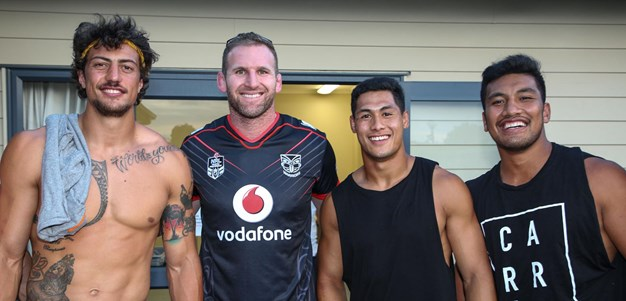 All Black captain special guest at Papamoa camp