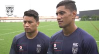 Lino and Hingano talk trial