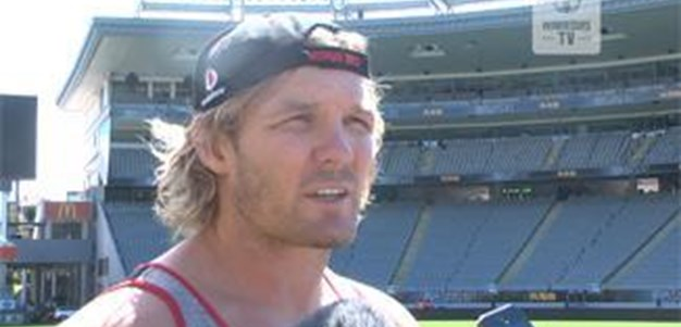 Eden Park Interviews - Lowrie and Johnson