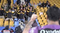 Emotional haka for Bully's 250th