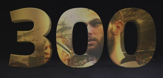 #Mannering300 career highlights