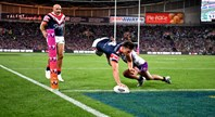 Potent first half carries Roosters home