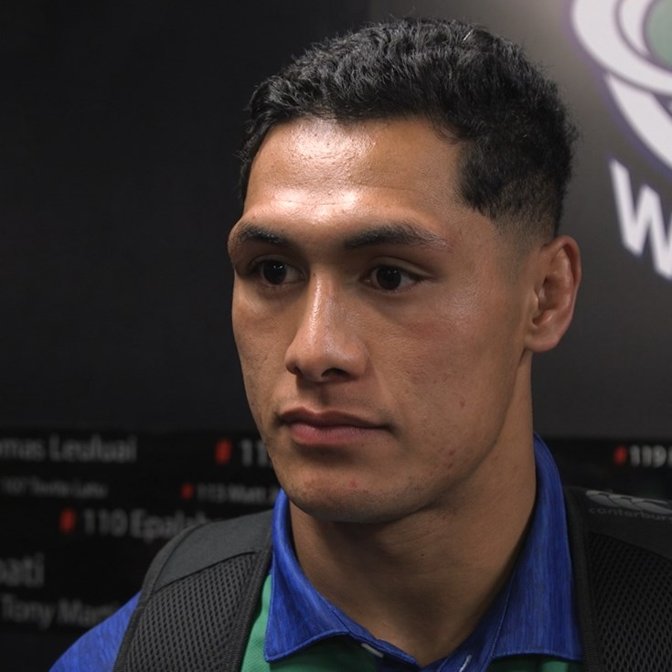 'A lot of costly errors for us' Tuivasa-Sheck