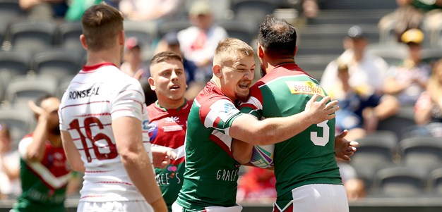 England stunned by Lebanon