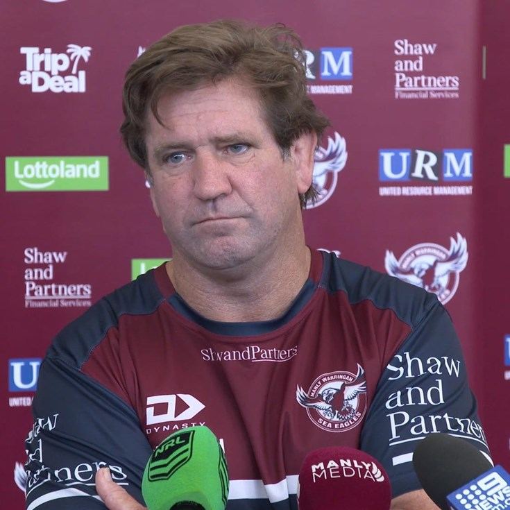 Hasler applauds 'selfless' Vodafone Warriors