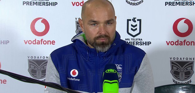Payten: That's the benchmark for us
