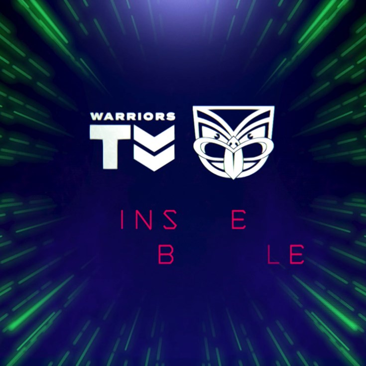 Warriors TV: Inside the bubble with Tohu and Eliesa