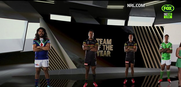 Harris named in Dally M team of the year