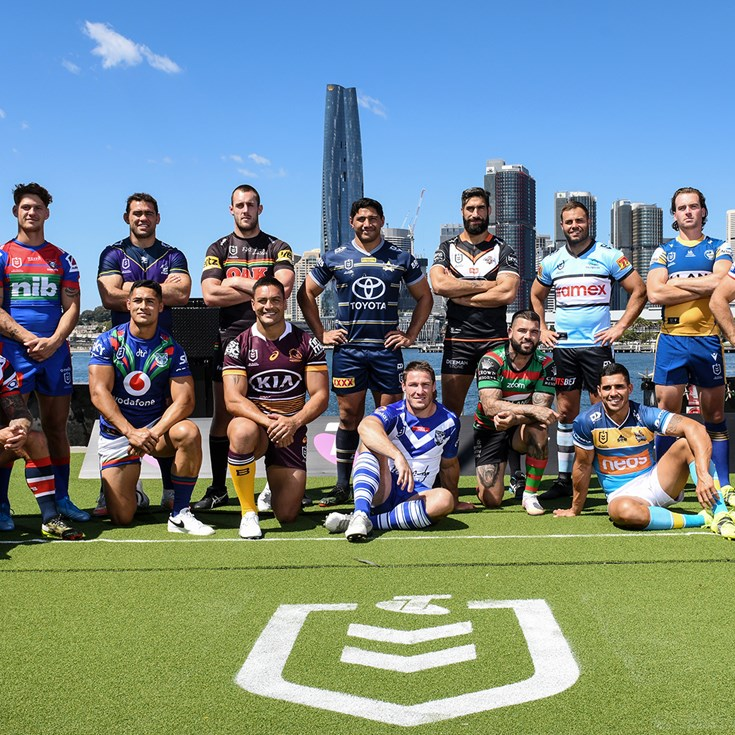 Defy Impossible: NRL launches 2021 season