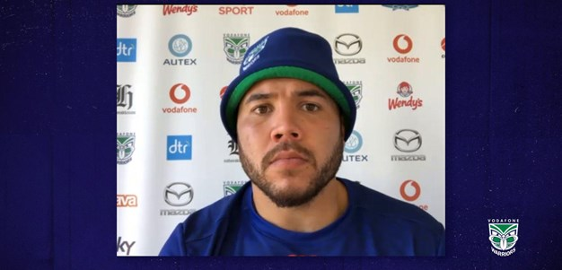 Tevaga: I'm proud of my Dad - it's a special week for him