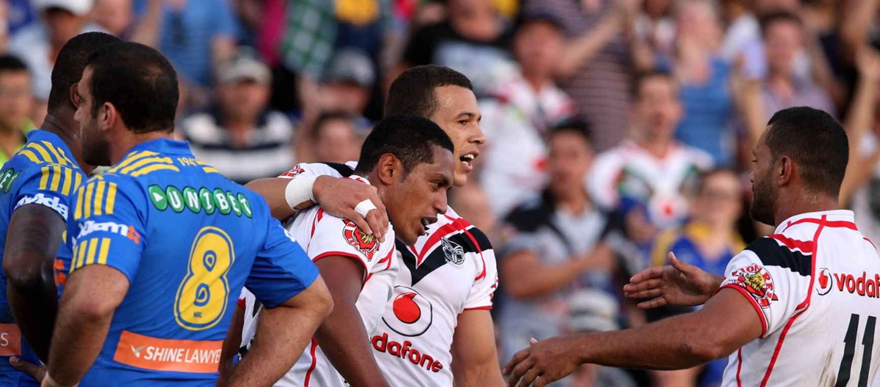Rd 1 v Eels | Photo Gallery