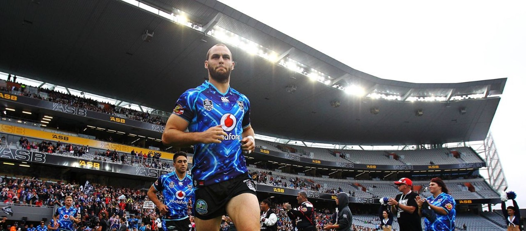 Rd 2 Vodafone Warriors v Dragons Gallery