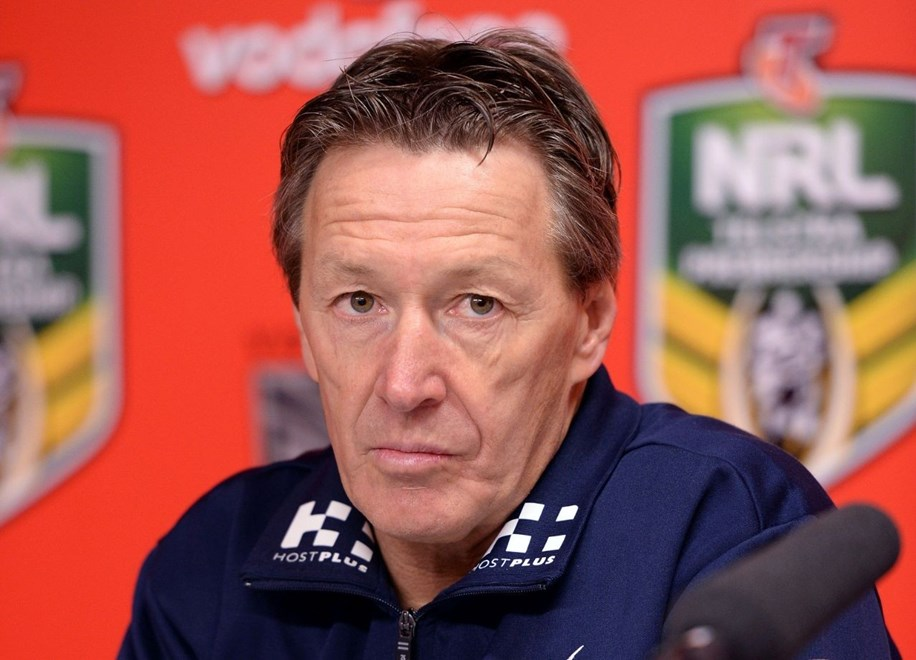 After three losses in the last four weeks, Melbourne coach Craig Bellamy now switches attention to the annual Anzac Day clash against the Vodafone Warriors. Copyright image | www.photosport.co.nz