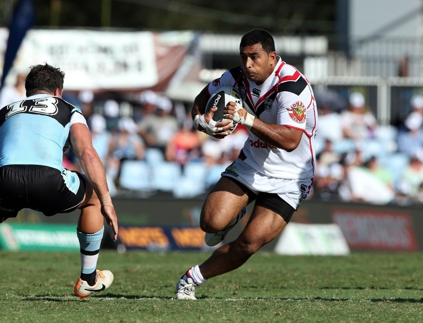 Sebastine Ikahihifo is back in the starting line-up for tonight's clash against Brisbane. Image | www.photosport.co.nz