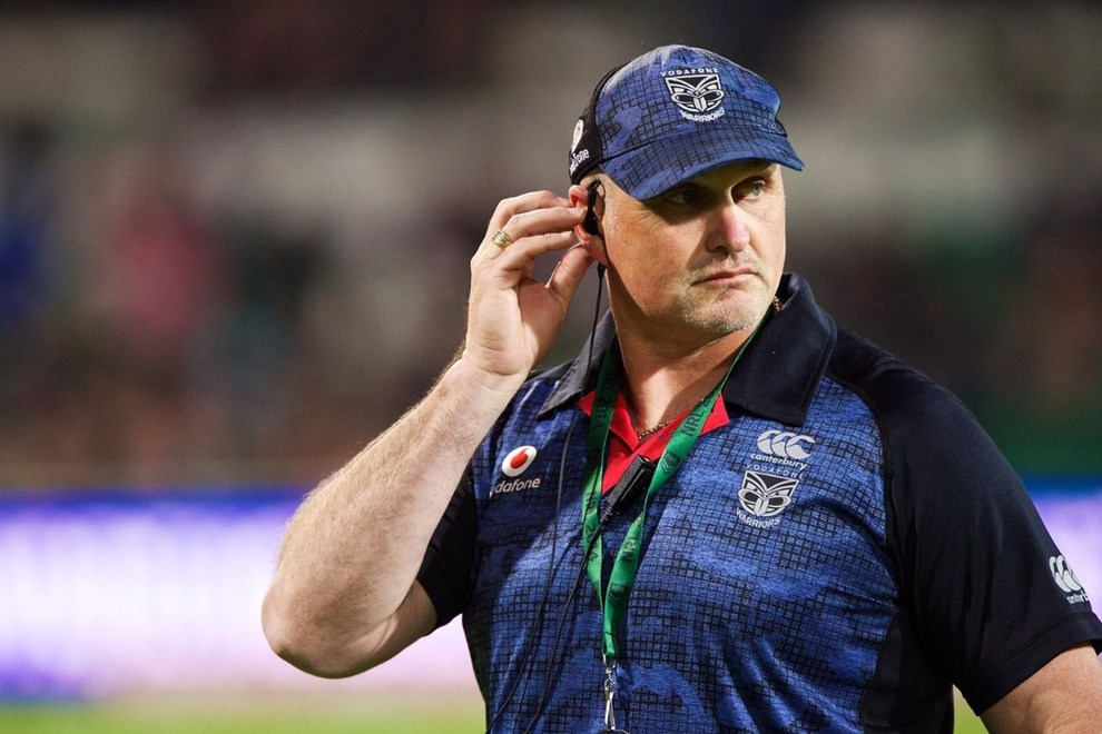 Head of athletic development Carl Jennings is leaving the Vodafone Warriors. Image | www.photosport.co.nz