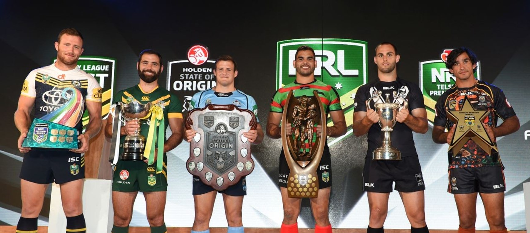 In Pictures | NRL Launch