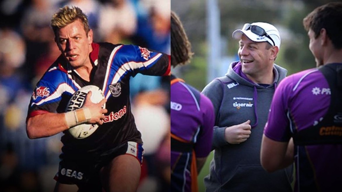Former Vodafone Warriors prop Justin Morgan is leaving Melbourne's coaching staff to join his old club as an assistant coach.