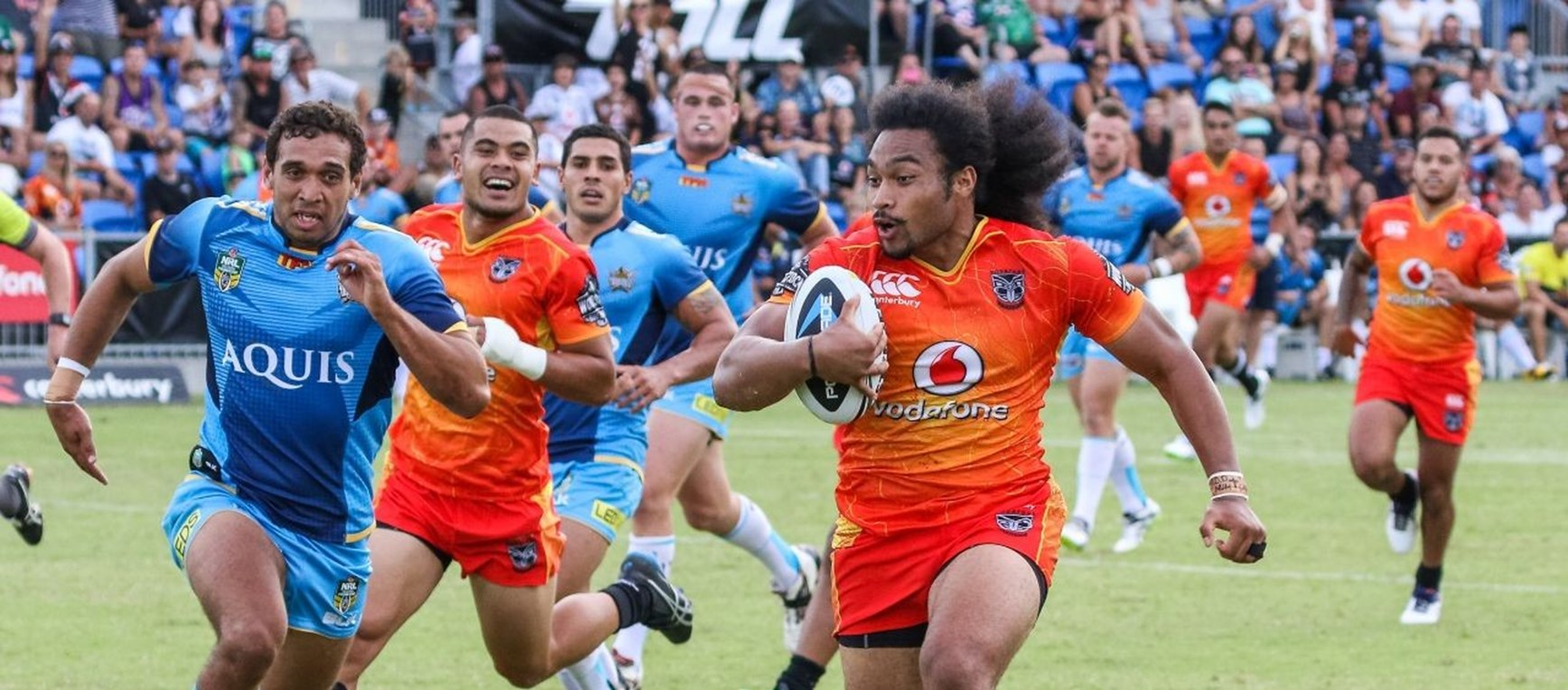 Whangarei trial in pictures