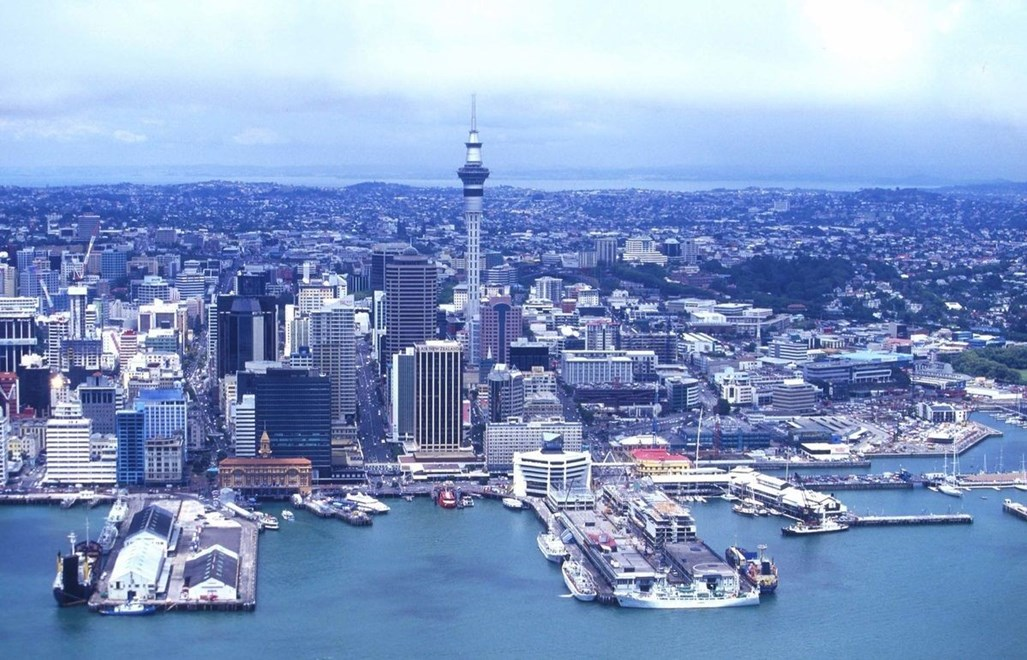 Vodafone has announced it's backing the concept for a downtown stadium in Auckland. Image | www.photosport.nz