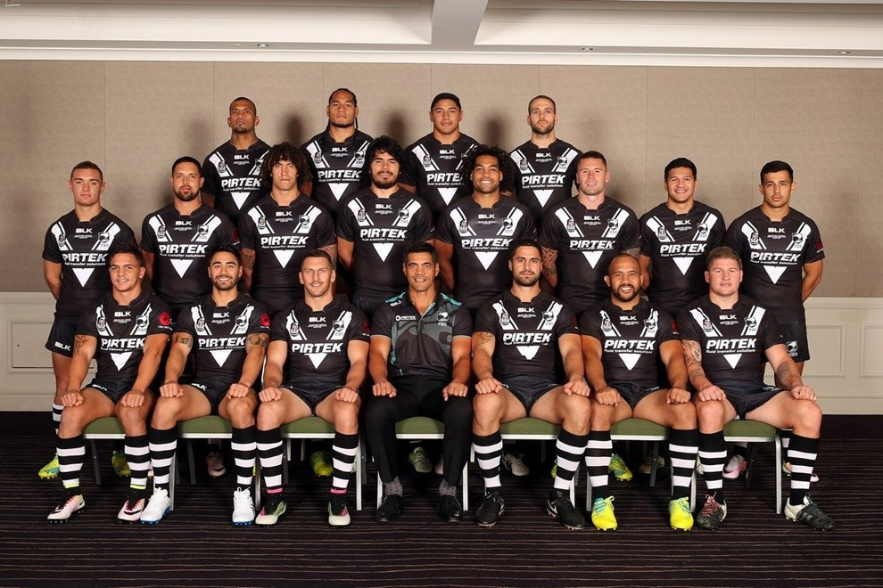 New Zealand Team Photo