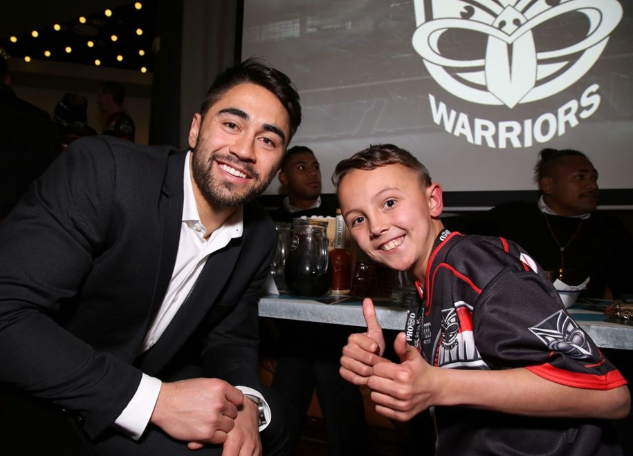 Vodafone Warriors Meet the Team