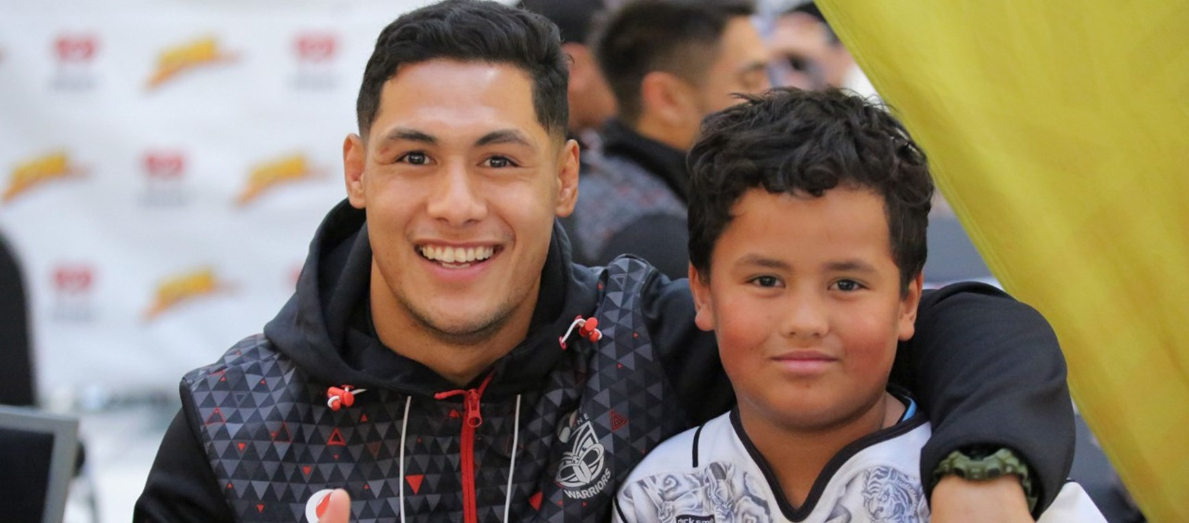 Te Awa visit in pictures