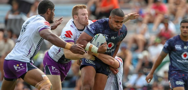 Two ISP pack changes for Vodafone Warriors