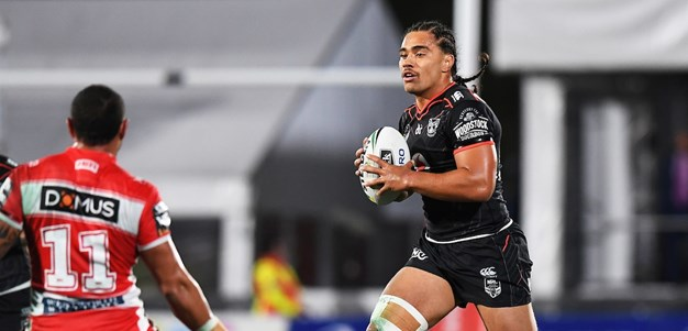Six Vodafone Warriors players in Junior Kiwis