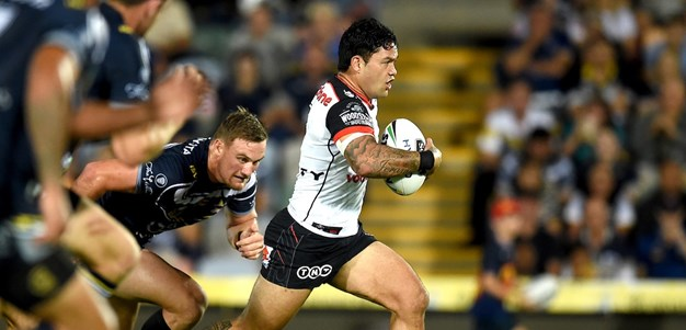 [Stats sheet] Cowboys 16, Vodafone Warriors 23