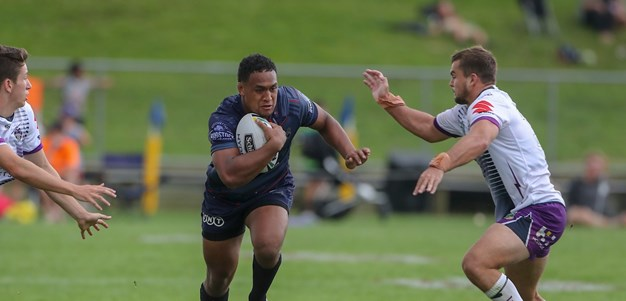 Vuna set to make NRL debut against Storm