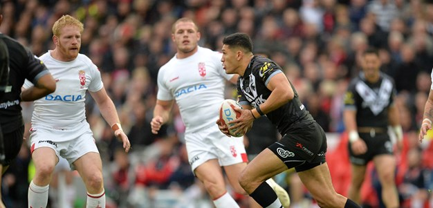 Bitter disappointment for Kiwis at Anfield