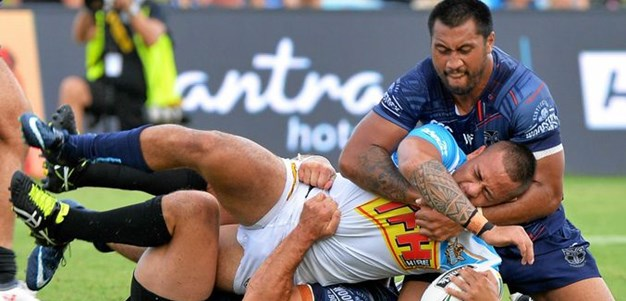 Replay | Vodafone Warriors v Titans