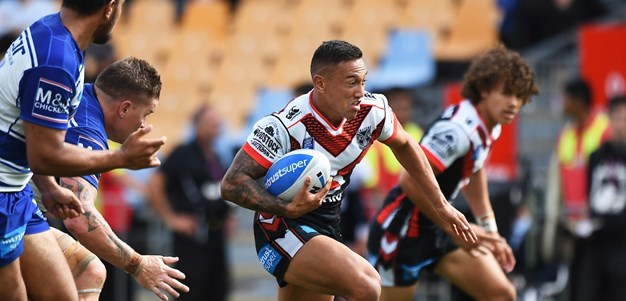 Vodafone Warriors name teams for ISP and Jersey Flegg