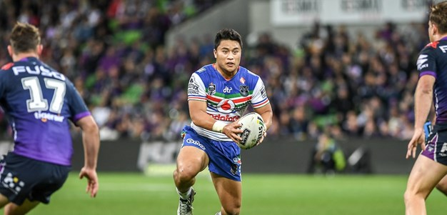 Lino back on NRL duty for Storm clash