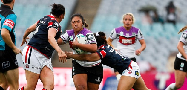 Five Warriors in NRLW team of the week