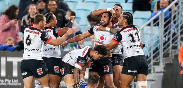 Tenacious Vodafone Warriors collect fourth away win