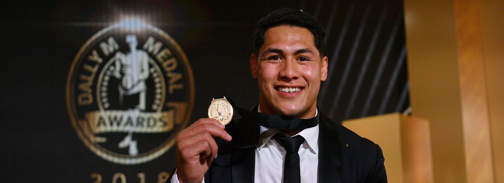 Saluting our first Dally M Medal winner