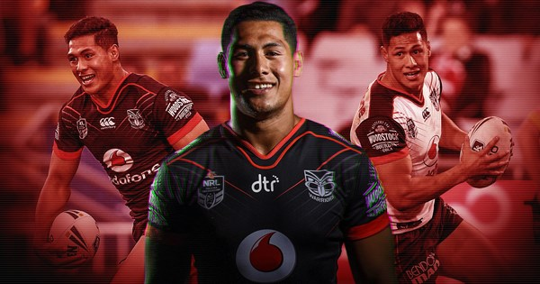 [BREAKING NEWS ] Tuivasa-Sheck signed for four years