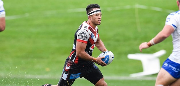 Vodafone Warriors edged out by Panthers