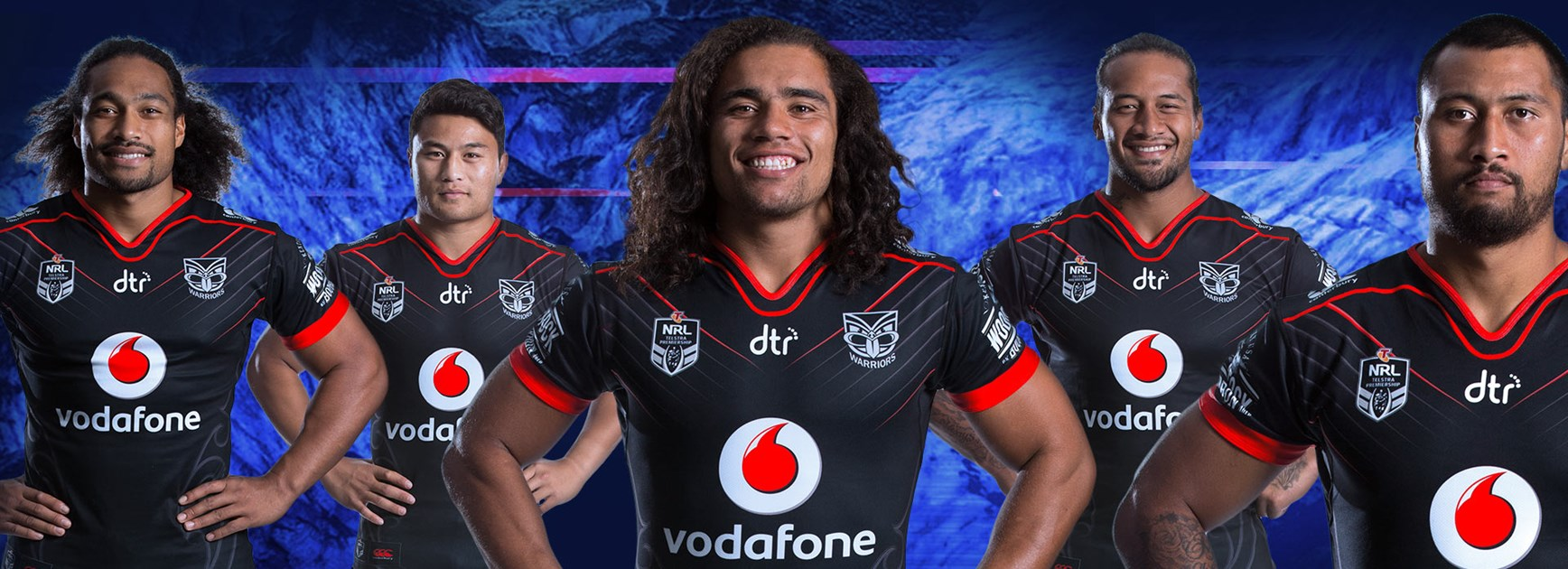 Big Vodafone Warriors contingent for Samoa