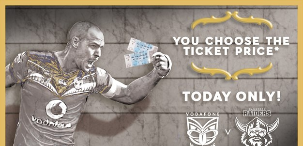 #Mannering300 birthday ticket offer