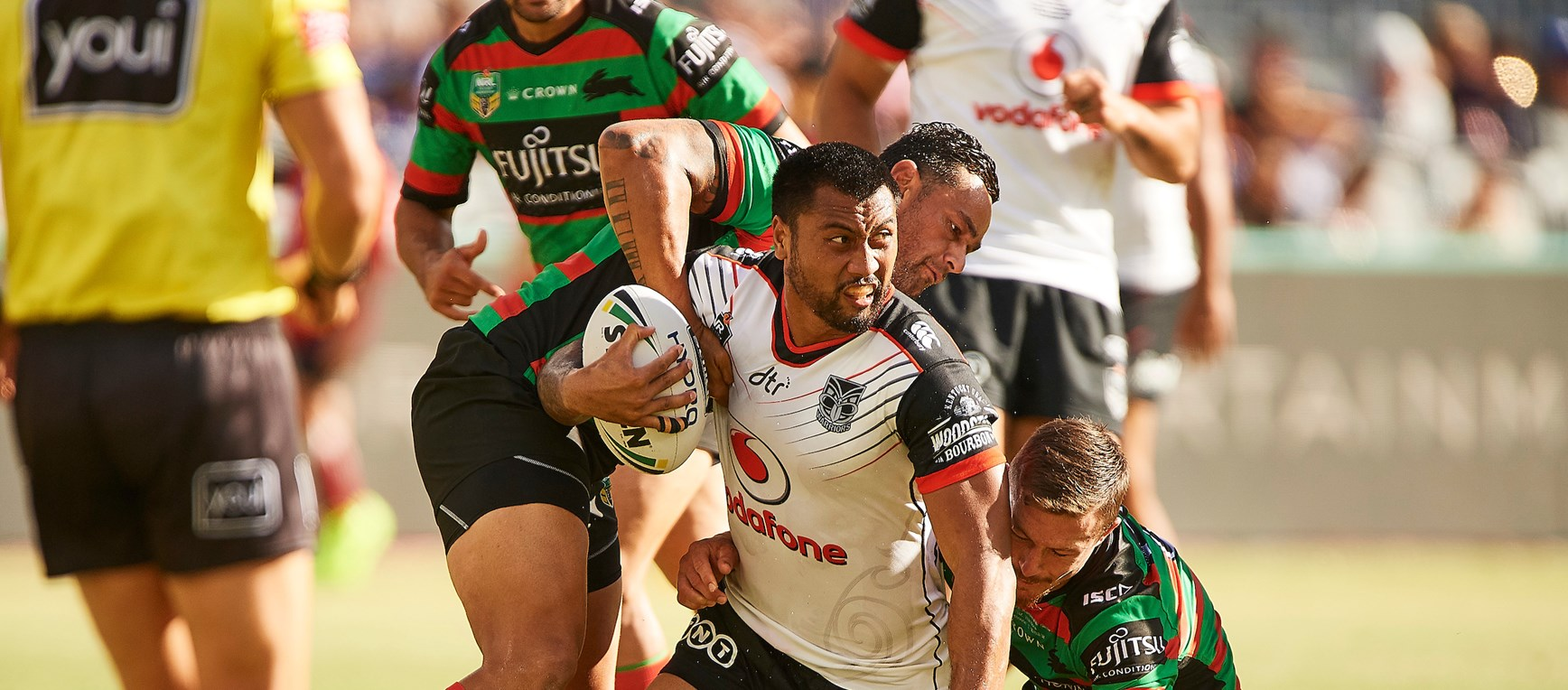 [Photos] Round #1 v South Sydney