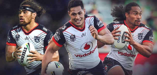 Tuivasa-Sheck playing 50th game for club