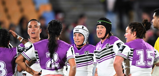 Major disruption for Warriors women