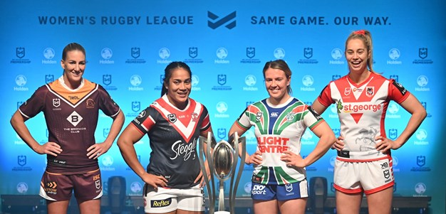Hale and hearty as NRLW is launched