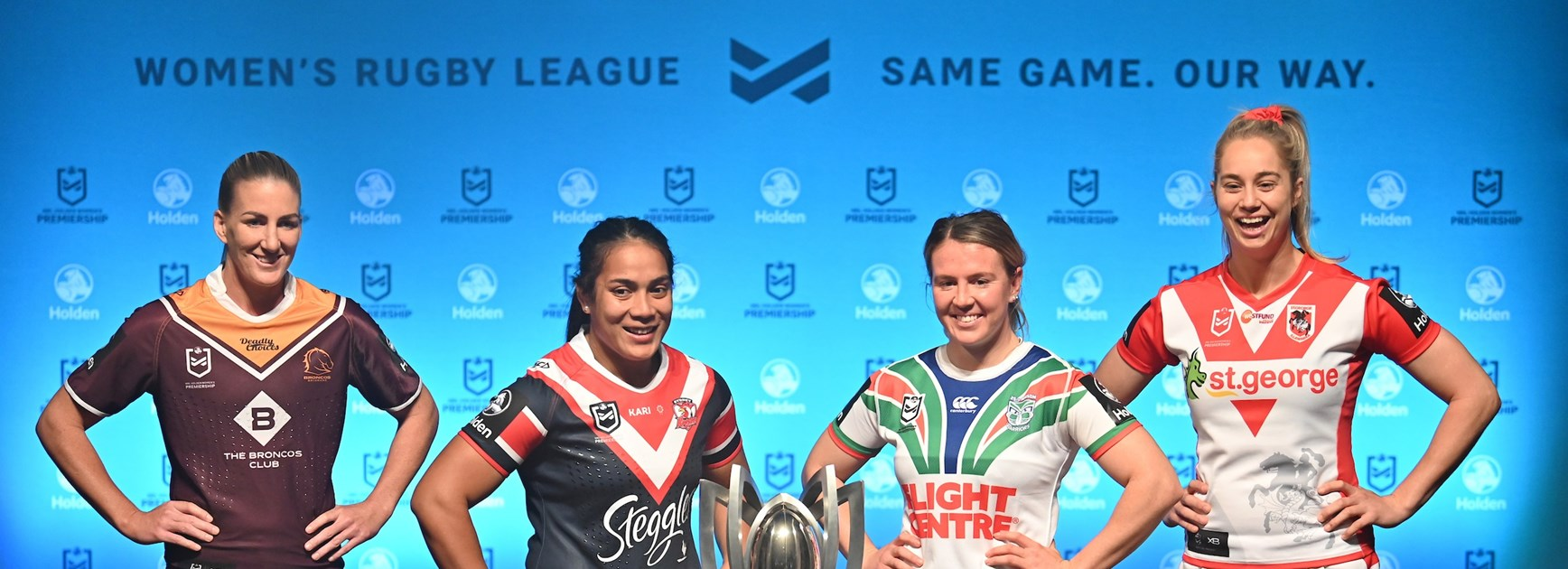 Second NRLW season launched in Sydney