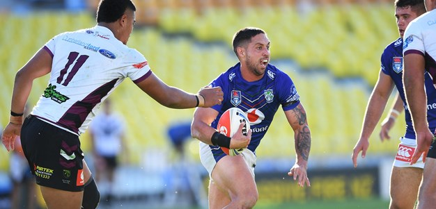 Solid win secured over Sea Eagles