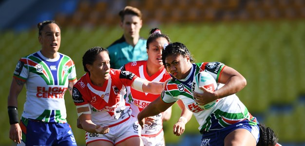 Three in NRLW team of the week