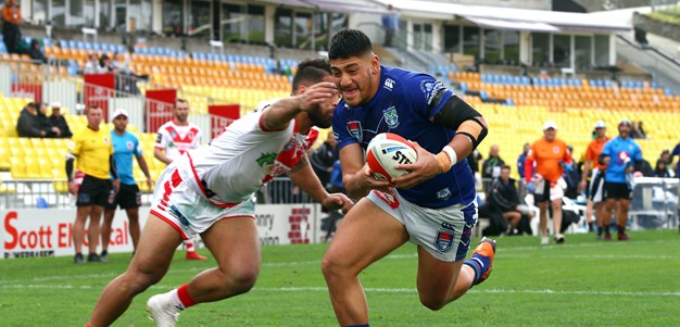 Dragons kick away for convincing win