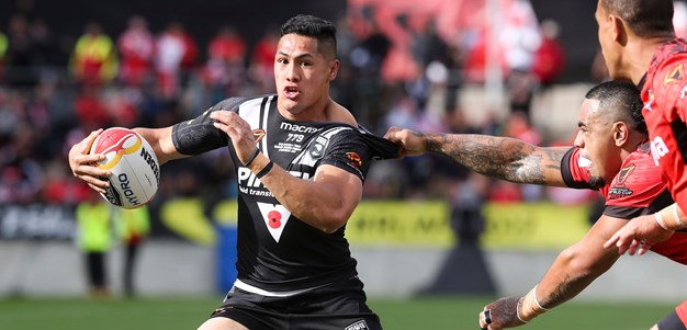 Seven Vodafone Warriors in Kiwi squad